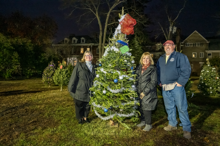 2019 Festival of Trees at Brookwood Hall