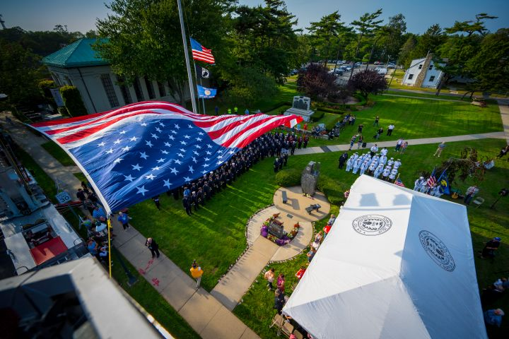 The Town of Islip's Annual September 11th Memorial Ceremony