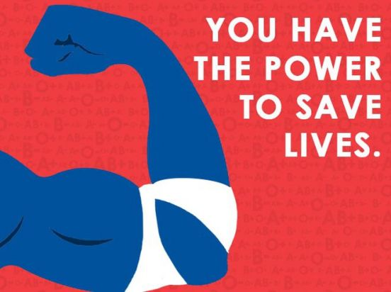 you have the power to save lives