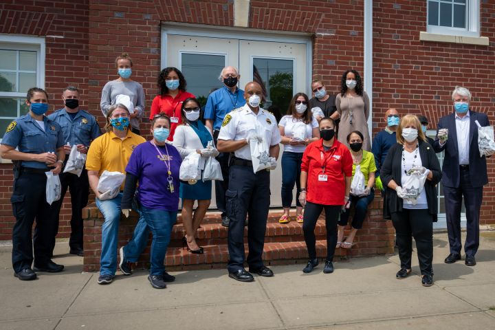 Mask Making Initiative Marks 10,000 Made