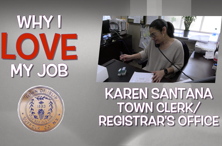 Why I Love My Job – Karen Santana