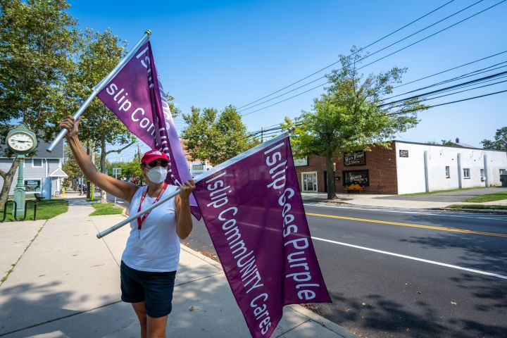Access To Help: Islip Goes Purple Week 2