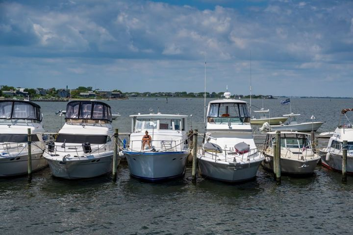 Atlantique Marina Welcomes Beachgoers, Boaters Safely