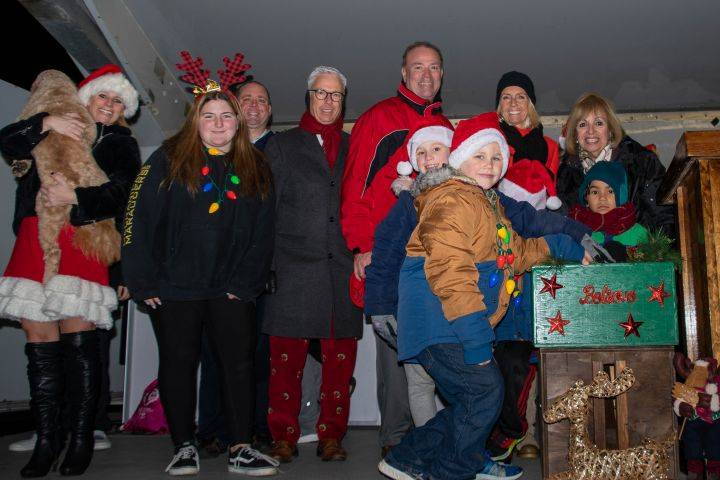 Islip Holiday Parade and Tree Lighting